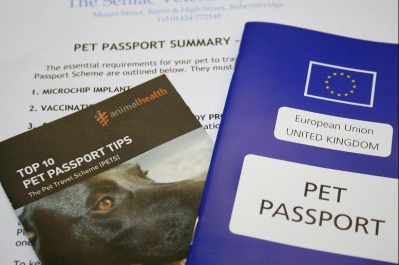 Pet Travel Scheme